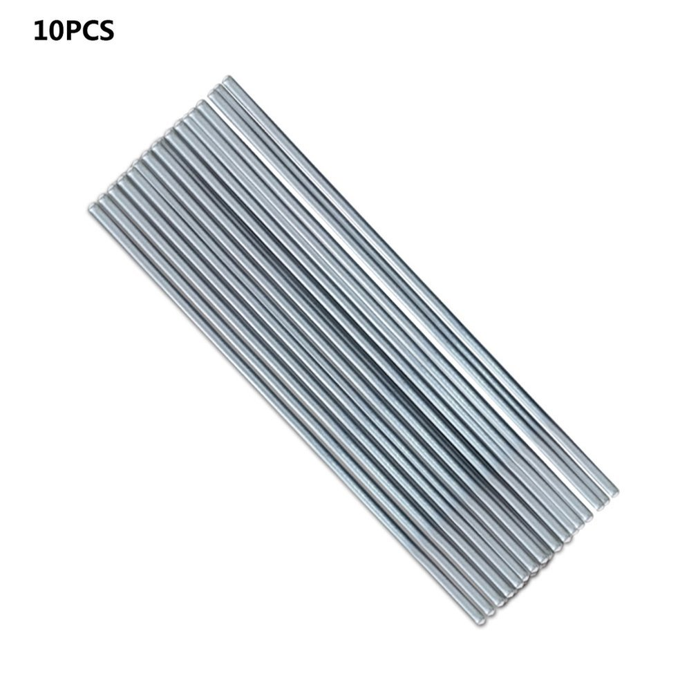 <font><b>2mm</b></font> 1.6mm Metal Aluminum Magnesium Silver Electrode Welding <font><b>Rod</b></font> Flux Cored Wire Brazing Stick Soldering Tool Drop Shipping Sale image