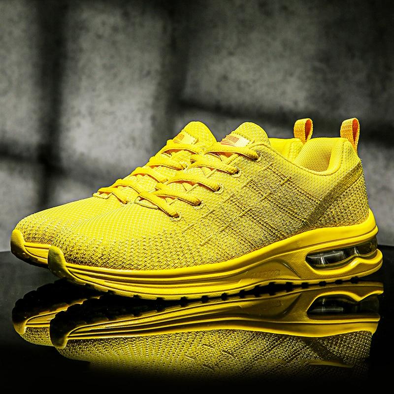 Damyuan Sneakers Gym-Shoes Lightweight Comfortables Jogging Running Men Women Casual