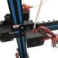 Creality CR-10S S4 S5 Ender 3 3D принтер X axis линейный рельс обновленный комплект алюминиевый линейный рельс мод для Creality Ender 3 CR-10