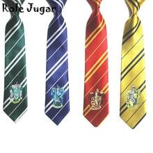 Criança & adultos slyther hermione gravata estilo faculdade cosplay traje halloween gravata cachecol fontes de festa c2103ad