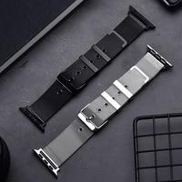 Milanese loop dla pasek do apple watch serii 5 4 44mm 40mm iwatch 38mm 42mm do pasek zegarka serii 3 2 1 akcesoria do paska