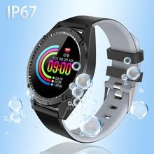 LIGE New Sport Smart Watch Men Heart Rate Blood Pressure Monitor Information Reminds Fashion Fitness SmartWatch Women Watches
