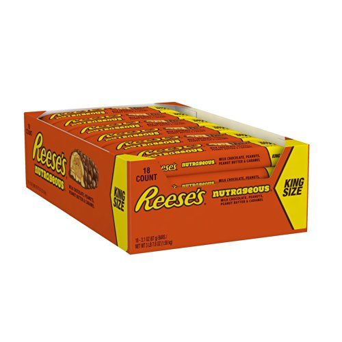 Reeses Nutrageous King Size (Pack Of 18)