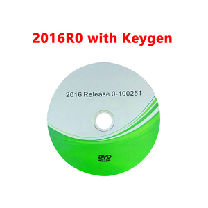 Image 3 - 2021 NEUE Ankunft 2017R3 mit KEYGEN Software Aktivator Vd ds150e Cdp 16R0 15R3 Cd Dvd Unterstützung 2017 Modelle Autos Lkw für Delphis