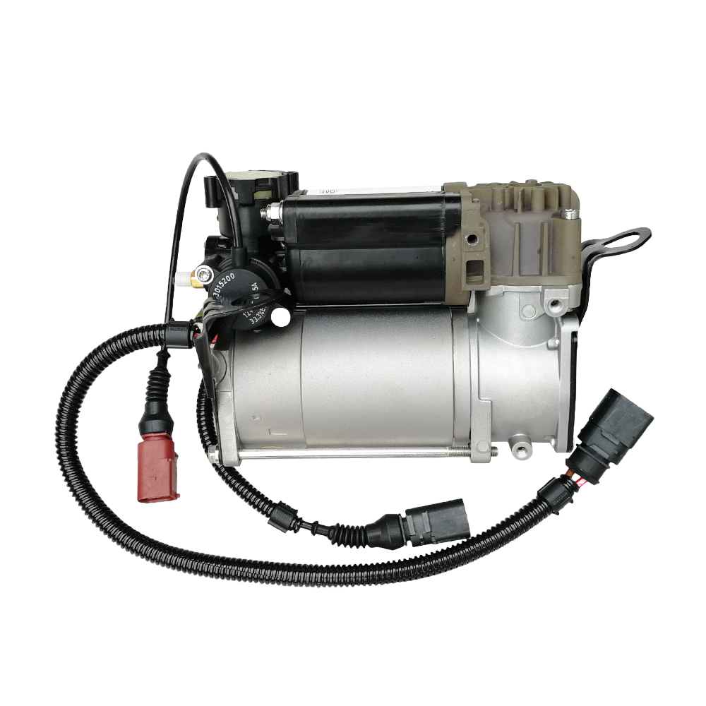 Air Suspension Compressor for Audi <font><b>A8</b></font> <font><b>D3</b></font> 10-12 Cylinder 2002-2010 Diesel oe#4E0616005E/G 4E0616007C/E, 4E0616007A image