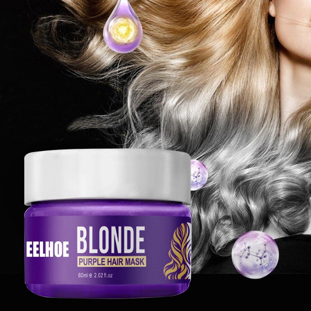 Краска Для Волос Для мужчин и женщин, крем «сделай сам» серого и серебристого цвета, 60 мл