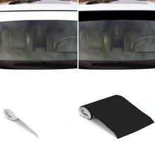 Adesivos de carro vinil pára brisa banner tira de corrida listra adesivo sol viseira adesivos decorativos protetor solar adesivo em branco