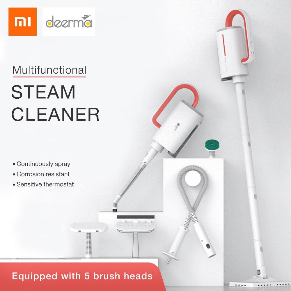 2019 nouveau Xiaomi Deerma aspirateur à main ménage aspirateur silencieux collecteur de poussière aspirateur à domicile 5 pièces jointes moule
