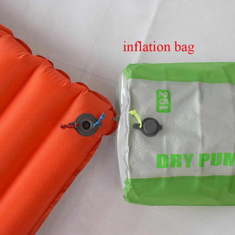 Image 4 - Коврик для сна JR Gear R 5,0 PrimaLoft, влагостойкий надувной  воздушный коврик для кемпингаinflatable air matair matjr gear -