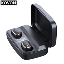 S17S Bluetooth Earphone True Wireless Earbuds with Charging Case Advanced Chip Bluetooth 5.0 Headset TWS solar powered bluetooth car earphone with panel magnetic charging for headset at home outdoor with softer
