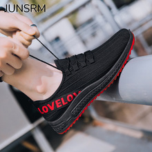 2019 new mens casual sports shoes Loopschoenen breathable and comfortable outdoor Duurzaam Jogging Sneakers