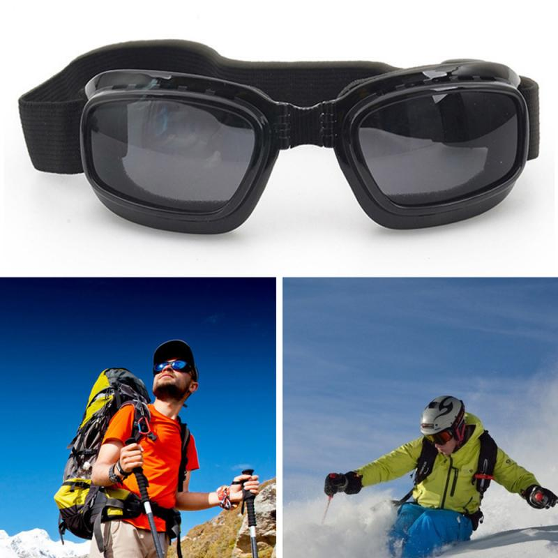 <font><b>Driver</b></font> Goggles Cycling <font><b>Glasses</b></font> Sports Outdoor Goggles Sunglasses With Dust And Sand Protection Splash Protection Eye Protection image