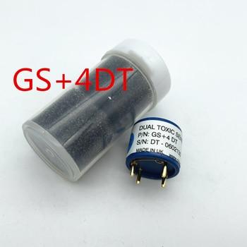 1PCS DDS DUAL TOXIC SENSOR GS+4DT GS-4DT CO/H2S Carbon monoxide sensor CO H2S GAS SENSOR new and original