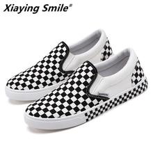 2019 moda lona primavera outono temporada novo feijão sapatos pé tic preguiçoso sapatos convenientes para condução sapatos ao ar livre sapatos casuais