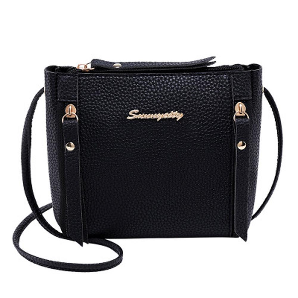 Handbag Women Bag Shoulder Crossbody Purse 2019 New Fashion Casual Messenger Simple Bolso Mujer Sac Main Femme Torebki Damskie 2
