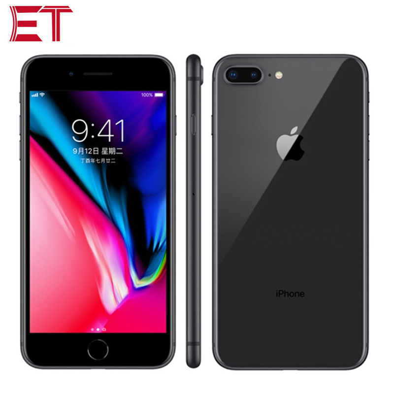 Apple A11 Bionic T-Mobile-Version iPhone 8-Plus 256GB 3GB GSM/CDMA/LTE NFC Usb-Pd Wireless Charging title=