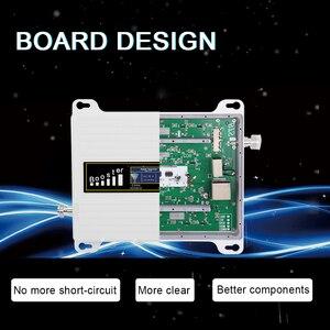 Image 4 - Gsm 850 cdma umts個1900携帯電話アンプlte 850個1900 mhz celular信号ブースター2グラム3 3gセルラーリピータrepetidor