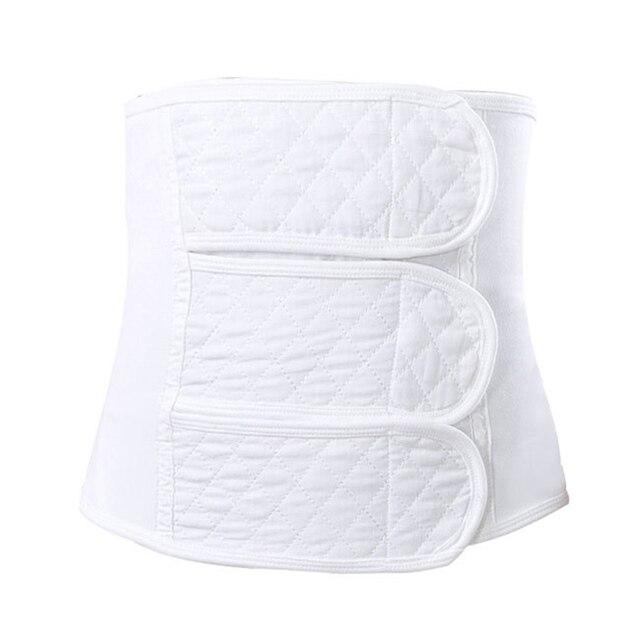 Adjustable Women Post Partum Corset Belts Waist Trimmer Band Body Shapewear Tummy Control Body Shaper Slimming Belt 3