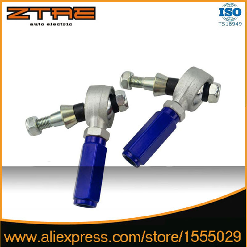 For Niss@n S14 Rear Adjustable Tie Toe Rod End Link Ball Joints Pairs Arm|  | - AliExpress