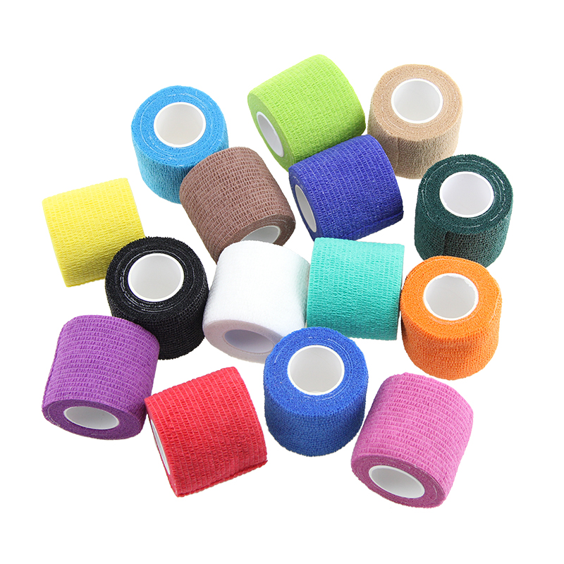 First-Aid-Kit Volleyball Sports-Gauze of Bandage Medical-Tape Safety-Protection Self-Adhesive
