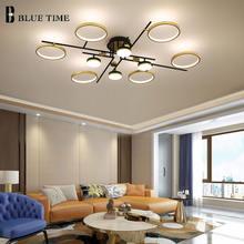 Современный светодиодный потолочный светильник для дома ing