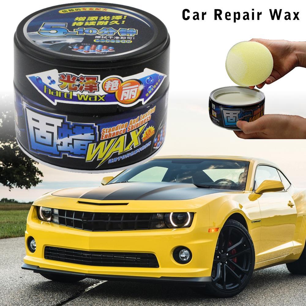 Твердый воск для ухода за лакокрасочным покрытием автомобиля, защита от царапин, ремонт, твердый воск для прозрачного автомобильного покры...