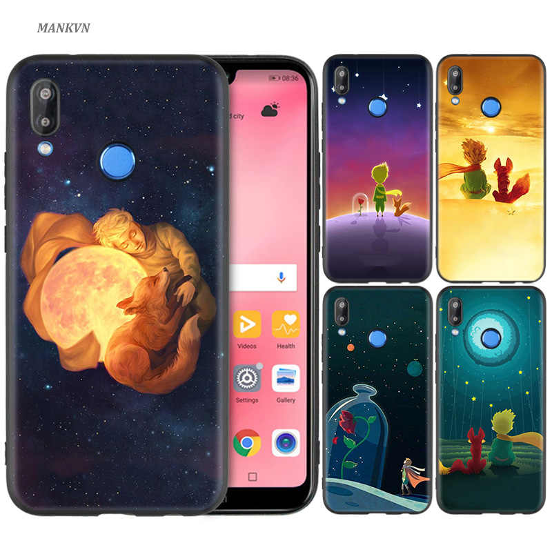Силиконовый чехол для huawei P30 P20 P10 P9 mate 10 20 Lite 2017 Note 5 5i Pro P Smart Plus 2019 Shell Coque The Little Prince