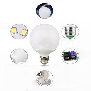 Image 3 - 220V 110V Led Bulb Lamp E27 lampada led light 5W 9W 18W SMD 5730SMD bombillas led G80 G95 G120  Energy Saving
