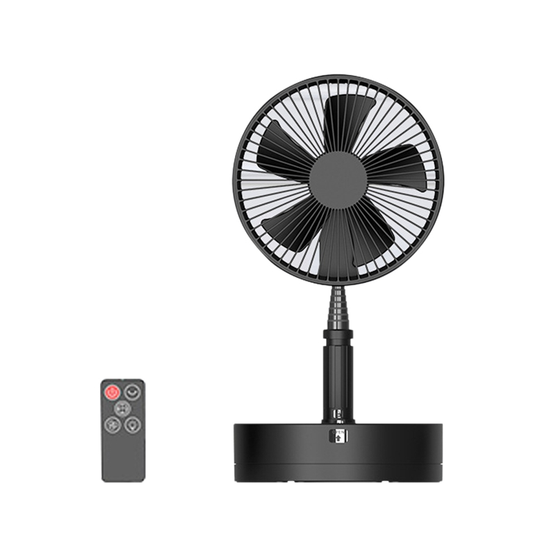 10800MA Portable <font><b>Fan</b></font> <font><b>USB</b></font> Rechargeable Desktop with Remote <font><b>Control</b></font> image