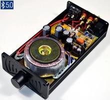 Mini amplificador de potencia LM3886, HiFi, Bluetooth, 40W + 40W