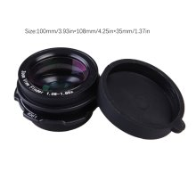 1.08x-1.60x/1.62x Zoom Viewfinder Eyepiece Magnifier for Canon Nikon Pentax Sony Olympus SLR Camera