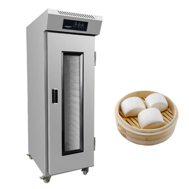 Price Of Bread Fermentation Machine Bakery Dough Retarder Proofer 16 Trays Food Processors Aliexpress