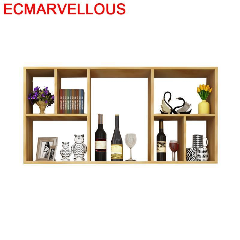 Shelves Kast Dolabi Meble Kitchen Sala Vetrinetta Da Esposizione Rack Adega Vinho Commercial Shelf Furniture Bar Wine Cabinet