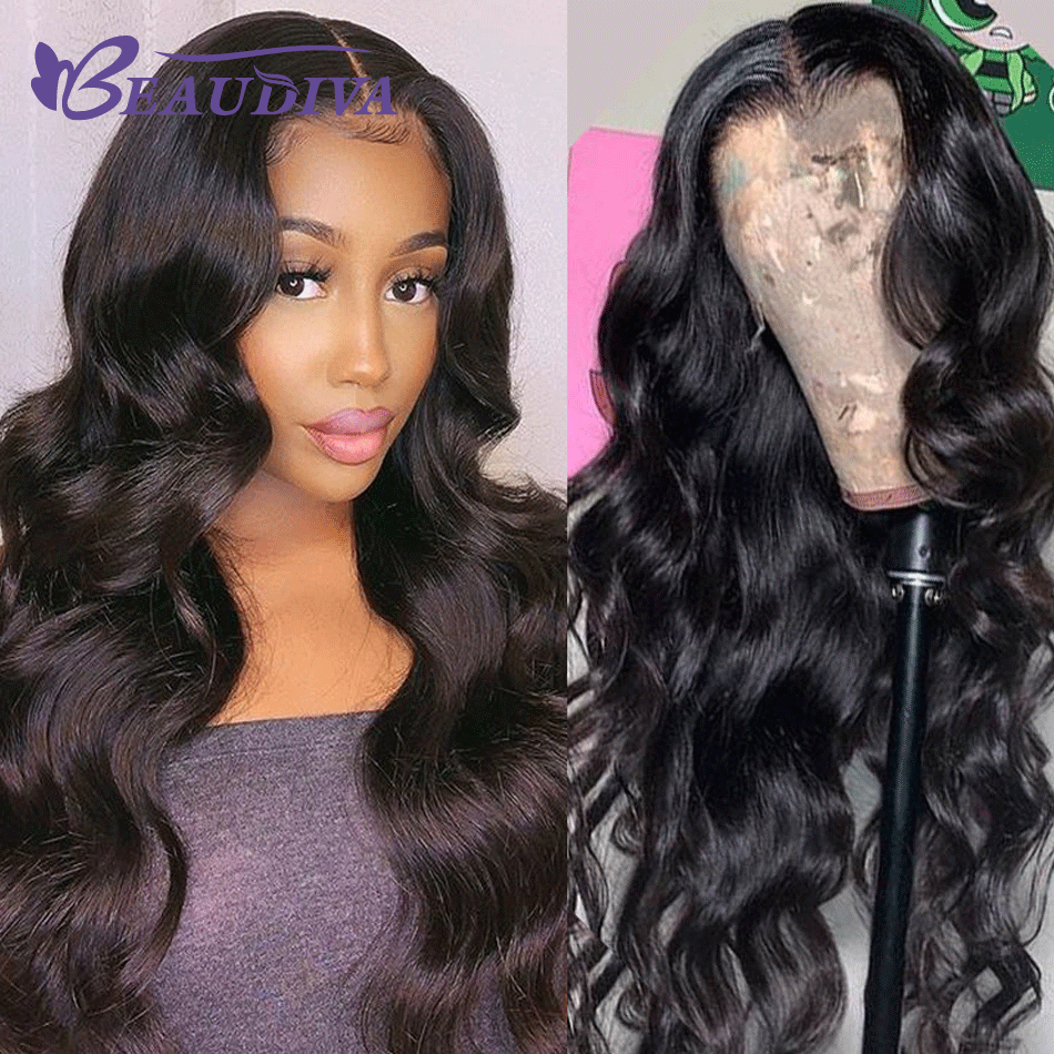 13*4 Lace Frontal Wig  Body Wave  Wigs   Lace Frontal  Wigs 1