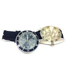 Classic Wristwatch Herb Grinder Weed Metal Tobacco Smoke Crusher Watch Fashion Smoking Accessories