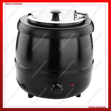 SB6000 Electric Soup Kettle for buffet/Chaffing Dish Equipment for commerical restaurant and hotel eh4 electric bain marie for commerical use of buffet equipment