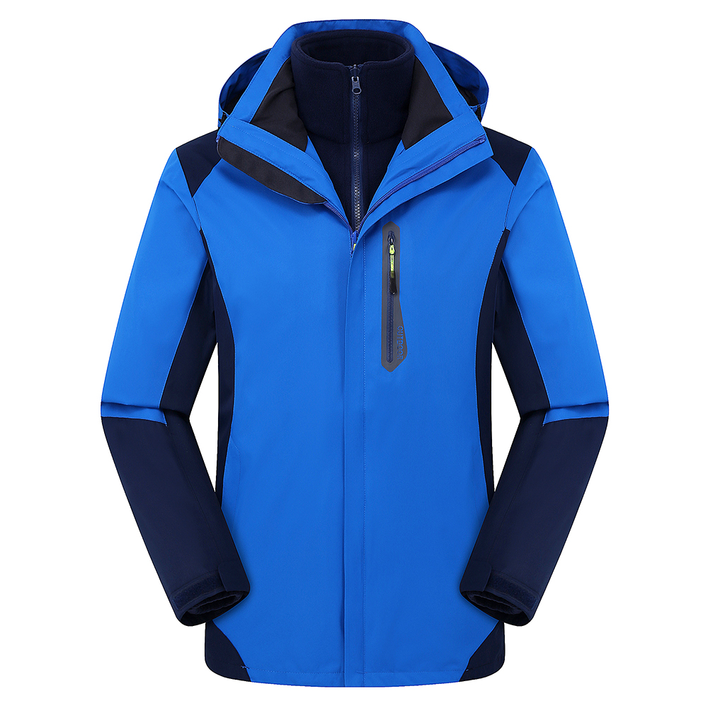 Snowboard Jacket Men Outdoor Waterproof Windproof Breathable Warm High Quality Ski Jackets Winter Camping Hiking Snow Jacket