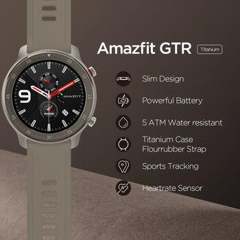 Умные часы Amazfit GTR 47 2
