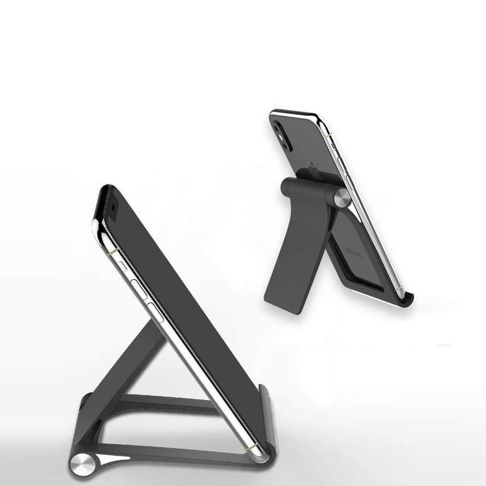Foldable Table Phone Holder Stand For IPhone XS MAX 8 X 7 6 Mobile Dock For Samsung Galaxy S9 S8 Tablet Stand Desk Phone Holder