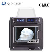 QIDI X-MAX 3D Printer Large Size Intelligent Industrial Grade Impresora 3D High Precision Print with PLA,TPU,Flexible 3D Drucker