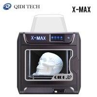 QIDI X MAX 3D Printer Large Size Intelligent Industrial Grade Impresora 3D High Precision Print with PLA,TPU,Flexible 3D Drucker