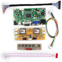 Nieuwe M.NT68676 Monitor Board Kit Voor M190PW01 V.0 V0 M190PW01 V1 V.1 Hdmi + Dvi + Vga Lcd Led Screen Controller board Driver(China)