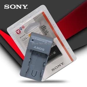 1pc Sony Original Camera Battery NP-FV70A NP FV70A For Sony AXP55 AX40 AX100 PJ675 AX60 45 + charger