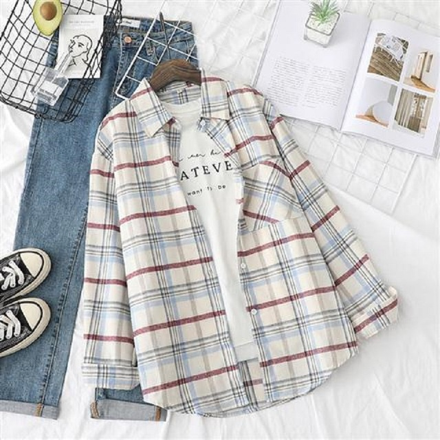 Купить блузка в корейском стиле deeptown женские теплые зимние топы картинки цена