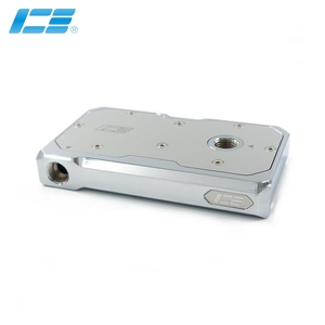 Image 1 - النحاس النقي المزدوج DDC مضخة تعديل الغطاء العلوي IceMan برودة مياه التبريد الكهربائي مضخة تجديد الغطاء الأمامي مرآة تأثير