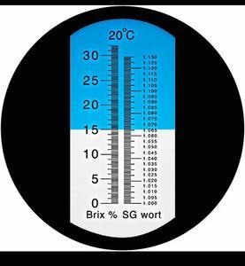 Image 5 - PORTATILE RIFRATTOMETRO CON ATC e LA LUCE del LED birra fatta in casa