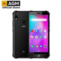 Официальный AGM A10 передний расположенный динамик 5,7 дюймHD + 4G/6G + 128G Android™Прочный телефон 9 дюймов 4400 мАч IP68 водонепроницаемый смартфон