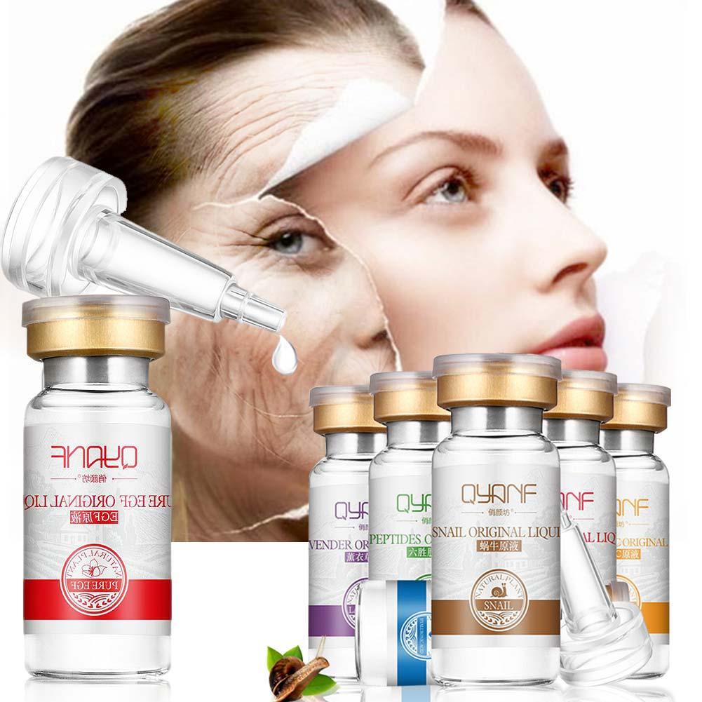 New Argireline Liquid Six Peptides Serum For Striae Anti-Wrinkle Cream Anti Aging Collagen Rejuvenating Face Lift Skin Care SCI8