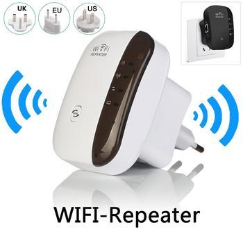 300Mbps 802.11 sans fil WiFi répéteur Wifi Extender amplificateur de Signal Wifi gamme Extander amplificateurs de Signal