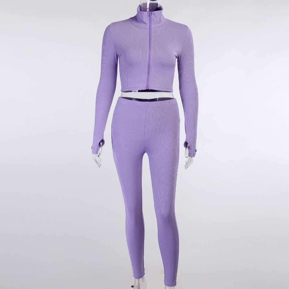 SKU-07-紫色长款